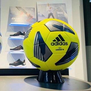 HÀNG NHẬP KHẨU ADIDAS FOOTBALL SOCCER Tiro League TB Ball Nam Màu trắng, Màu vàng thumbnail