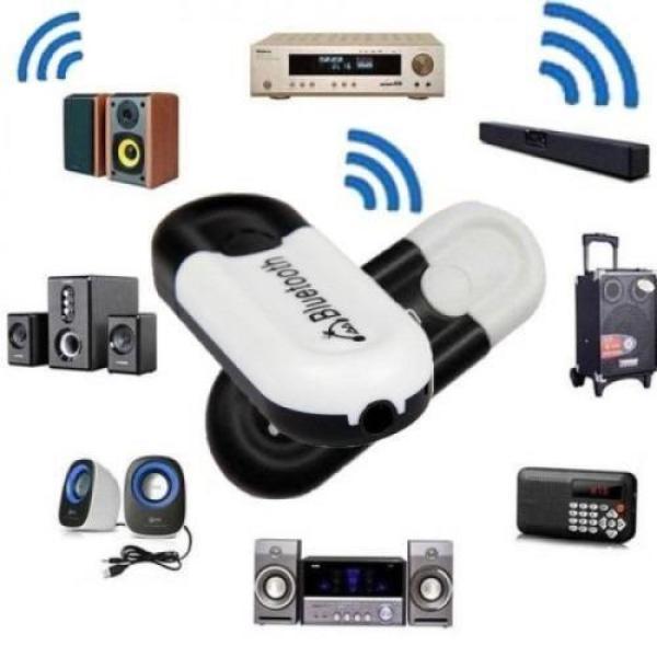 Giá [ GIẢM GIÁ SÂU ] USB Bluetooth 4.0 Chuyển Loa Thường Thành Loa Bluetooth