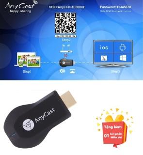 Thiết bị HDMI không dây Anycast M2 Plus - Hàng nhập khẩu cao cấp thumbnail