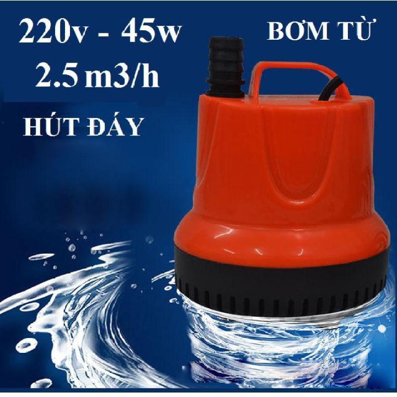 Bơm chìm hút đáy 220v-45w-2.5m3/h XL-2500D