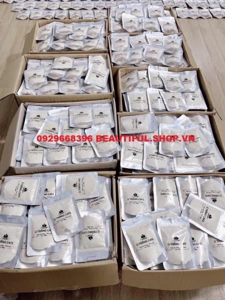✔️[100% Chính Hãng]  Ủ Trắng Cafe Natural Green 100gr Bột Tắm Trắng, Tây Tế Bào Chết, An Toàn Tuyệt Đối nhập khẩu