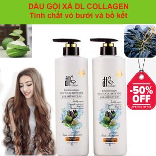 [HÀNG CÔNG TY] Combo Dầu Gội - Xả, Cặp Gội Xả Cao Cấp. Dầu gội thảo dược kết hợp Collagen giúp mái tóc phục hồi từ sâu bên trong sợi tóc. Ngăn ngừa lão hóa của tóc, giúp sợi tóc khỏe, sáng bóng mềm mượt. MUA NGAY (-50%) thumbnail