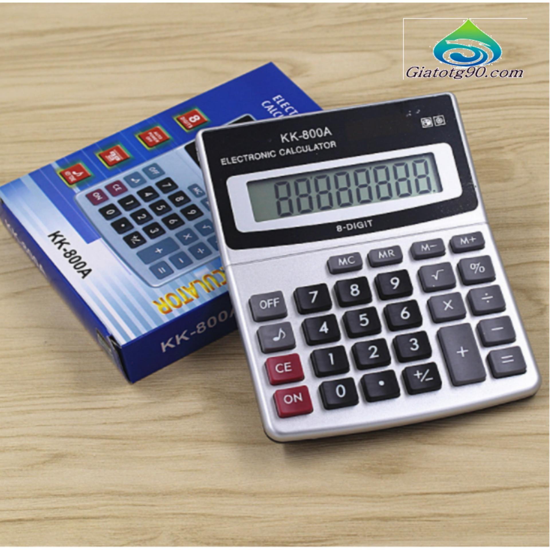 Mua Máy Tính Tiền Bỏ Túi KK-800A