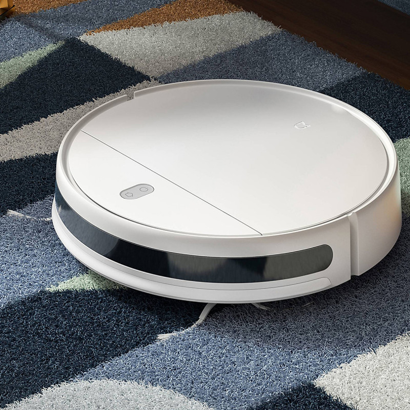 Máy Hút Bụi Xiaomi Mi Robot Vacuum-Mop Essential  - Hàng Chính Hãng