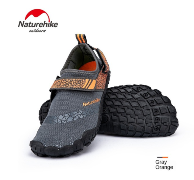 Giày Đi Biển, Lội Nước Đế Silicone Chống Trơn Trượt Thoáng Khí Bảo Vệ Chân NatureHike NH20FS022 giá rẻ