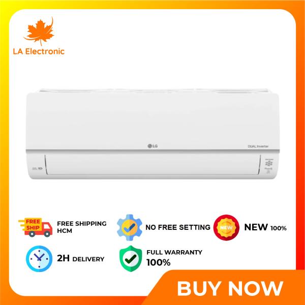 Máy Lạnh LG Inverter 1.5 HP V13APIUV - Miễn phí vận chuyển HCM - Tự khởi động lại khi có điện Hẹn giờ bật tắt máy Chức năng tự chẩn đoán lỗi Chức năng tự làm sạch Làm lạnh nhanh tức thì Màn hình hiển thị nhiệt độ Có Wifi
