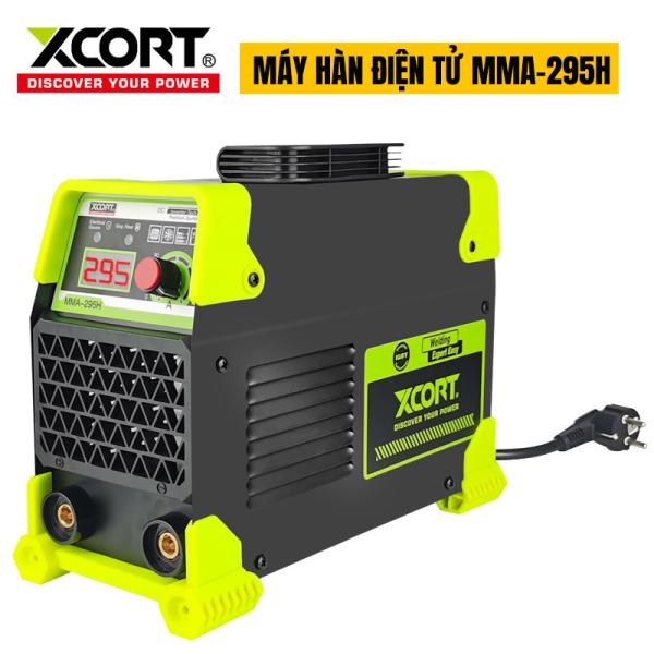Máy hàn điện tử-Máy hàn điện tử MMA-295H XCORT [CHÍNH HÃNG]