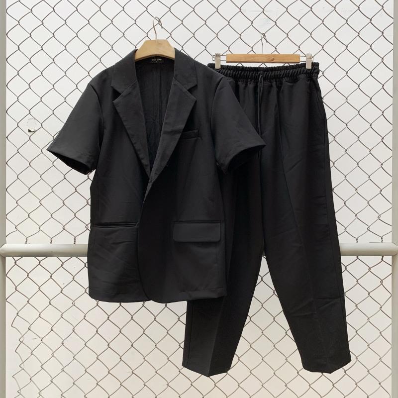 Áo blazer cộc tay Jack Lane