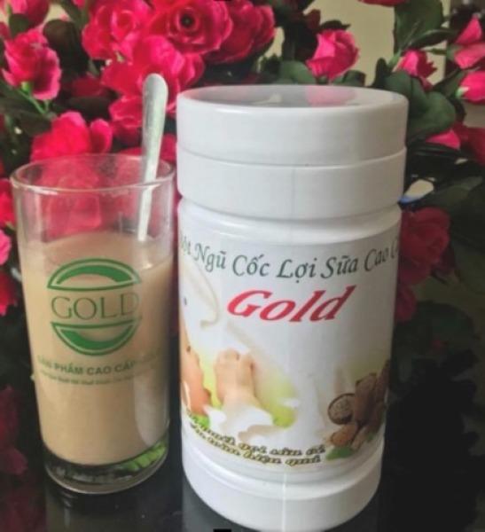 Ngũ cốc lợi sữa GOLD cao cấp