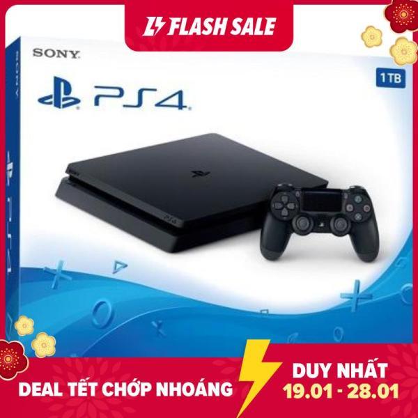 [VOUCHER300K]Máy chơi game Sony Playstation 4 Slim 1Tb CUH 2218 -Hãng phân phối chính thức