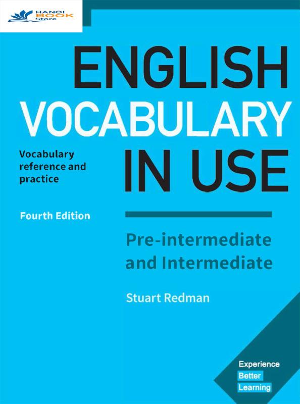English Vocabulary in Use - Pre-Intermediate and Intermediate (4th Edition) sách màu - Hanoiboostore