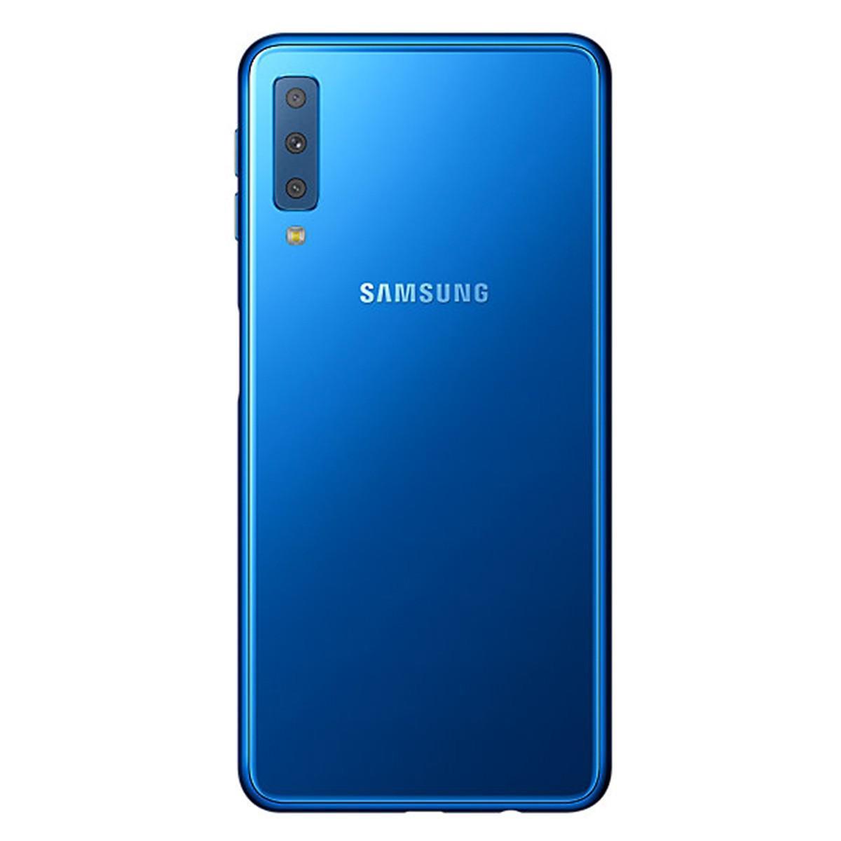 Điện Thoại Samsung Galaxy A7 (64GB/4GB) và (128GB/6GB) 2018 - Hãng Phân Phối Chính Thức