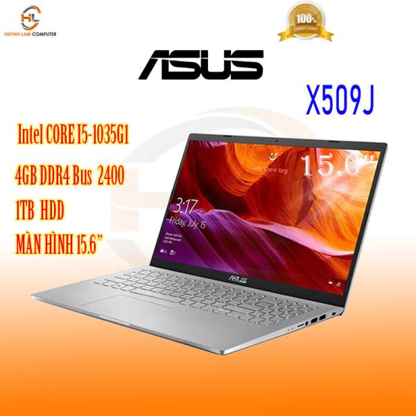 Bảng giá Laptop Asus Vivobook 15 X509JA-EJ020T Core i5-1035G1/ 4GB DDR4 2400MHz/ 1TB-54/ UMA/ 15.6 FHD/ Win10/ BẠC Phong Vũ
