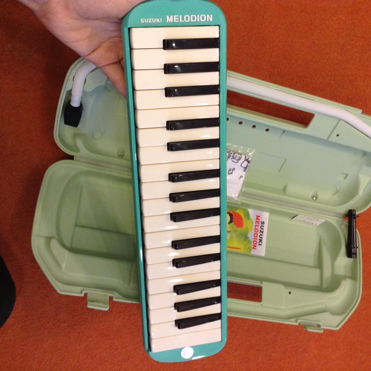 Kèn Suzuki Melodion  32 Phím MX-32D (Melodica - Pianica)