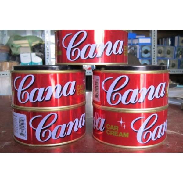 Xi Đánh Bóng Sơn Xe Cana Car Cream 220g