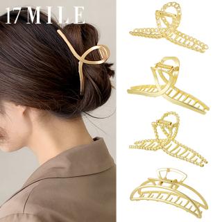 Kẹp tóc càng cua thời trang 17Mile thời trang Hàn Quốc thanh lịch thumbnail
