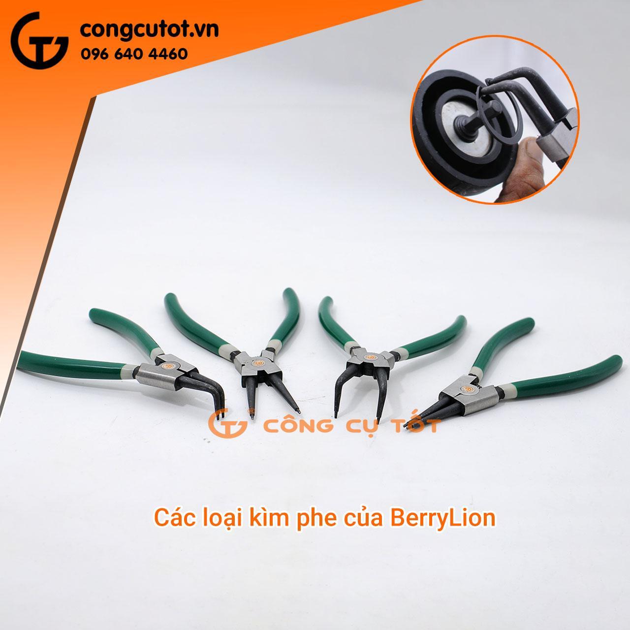 Combo 4 chiếc kìm mở phe Berrylion