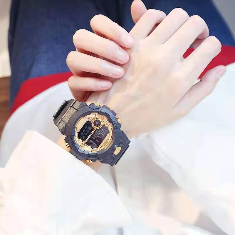 Đồng hồ thời trang nam nữ Sport điện tử full chức năng