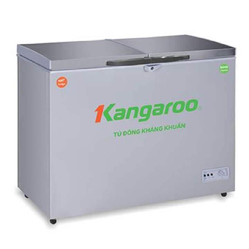 Bảng giá Tủ đông kháng khuẩn Kangaroo 298L 2 ngăn, 2 cánh KG298VC2 Điện máy Pico