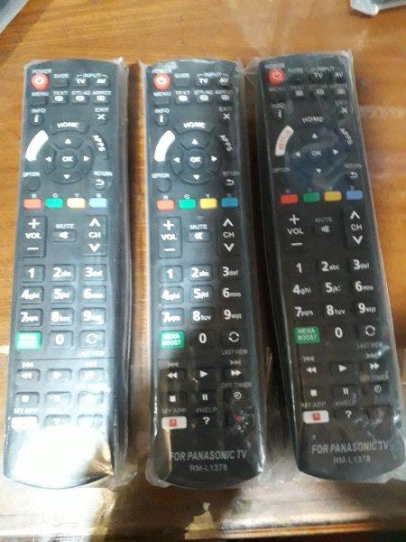 Bảng giá Điều khiển TV Panasonic