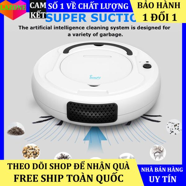 Máy Hút Bụi, Robot Lau Nhà, May Hut Bui.Đường di chuyển làm sạch thông minh - Bước Tiến Đột Phá Của Nền Công Nghệ 4.0 .Dung Lượng Pin Sử Dụng Trên 8 Tiếng.Giá Cực Sốc- MUA NGAY!