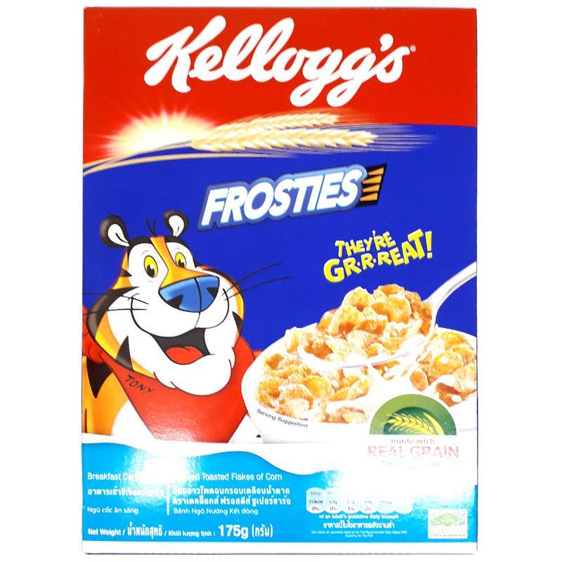 Ngũ cốc Kellogg's Frosties hộp 175g