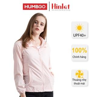 Áo khoác chống nắng nữ Humbgo Anti UV 2580008, công nghệ chống nắng Rudolph của Đức, chỉ số chống nắng lên đến UPF 40+ thumbnail