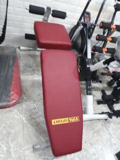 Ghế tập gym đa năng bền chắc, ghế tập tạ đa năng (TẶNG MÃ GIẢM PHÍ VẬN CHUYỂN 150.000vnđ) thumbnail
