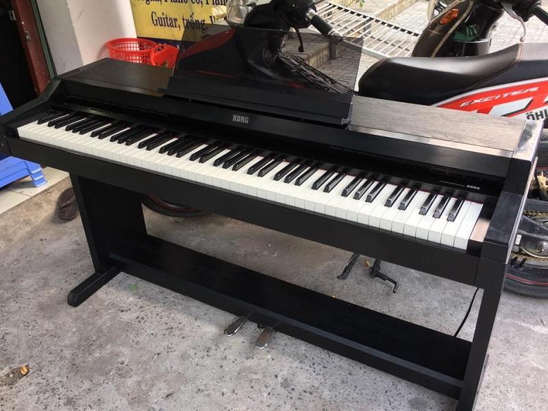 Piano ĐiỆn Korg C 5000 By Đàn Piano Điện - Piano Cơ (upright) Nhật Bản.