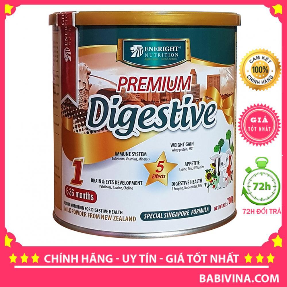 Sữa Bột Premium Digestive 1 700g (6 - 36 Tháng Tuổi)