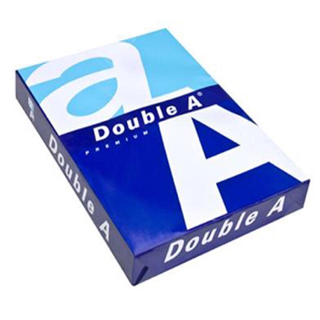 Mua Giấy A4 Double A 70gsm (500 tờ)