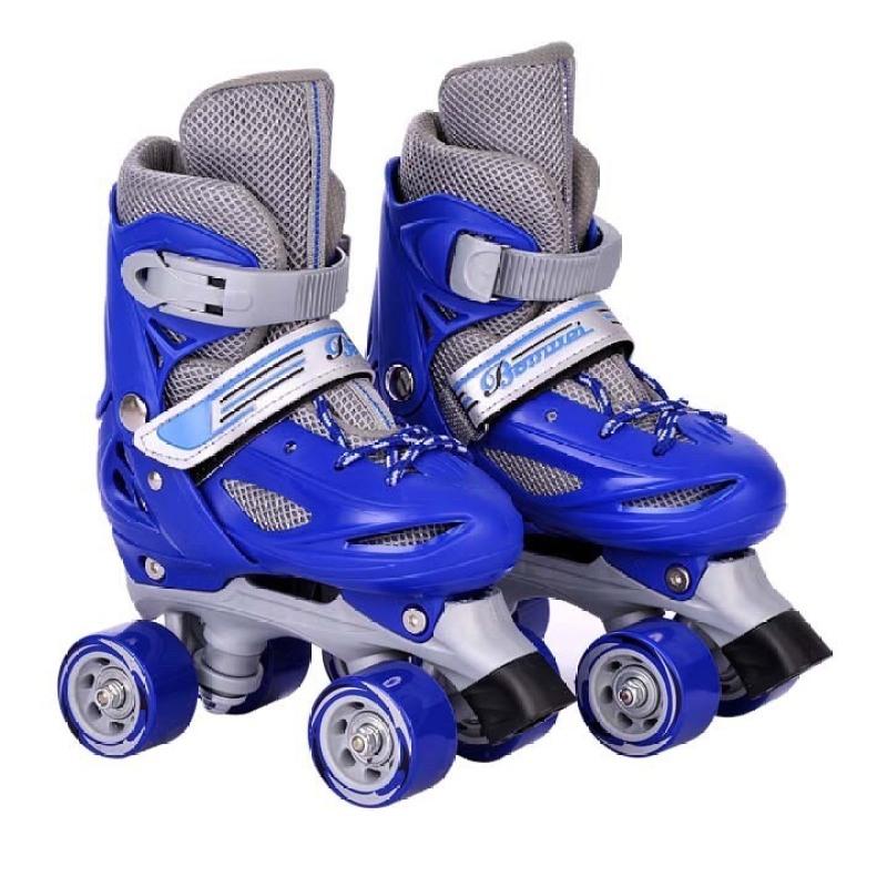 Phân phối Combo giày patin, bộ bảo vệ khủy tay, chân hai hàng bánh, giày trượt patin đẹp quá!