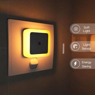 Đèn ngủ LED cảm biến tự động cắm điện trực tiếp 220V LIENVU0294 Liên Vũ Store thumbnail