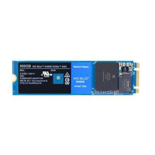 Ổ Cứng SSD WD Blue SN500 500GB NVMe Gen3 PCIe M.2 2280 3D NAND thumbnail