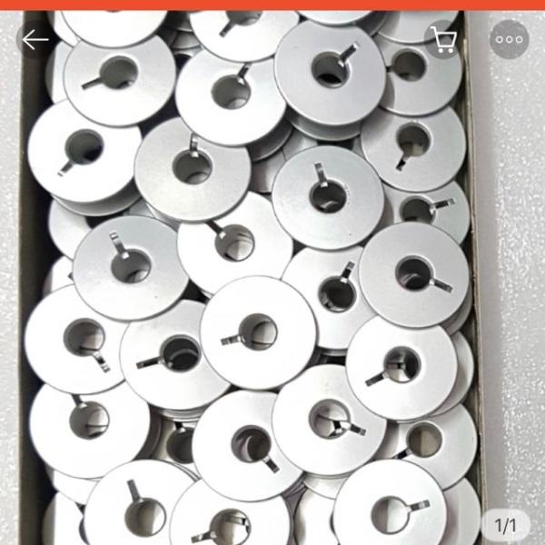Suốt nhôm chẻ sử dụng cho máy may 1 kim công nghiệp