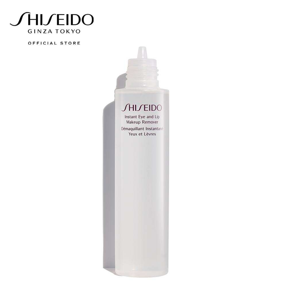 Tẩy trang mắt môi Shiseido Instant Eye And Lip Makeup Remover 125ml