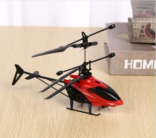[CÓ VIDEO] Máy bay điều khiển từ xa, máy bay trực thăng cảm ứng AH001, giúp bé vui chơi vận động phát triển thể chất 6