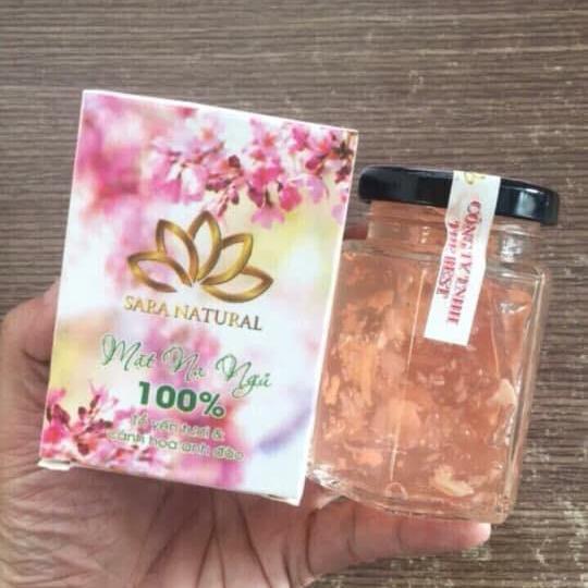 Mặt nạ tổ yến tươi và cánh hoa anh đào Hàn Quốc 100g nhập khẩu