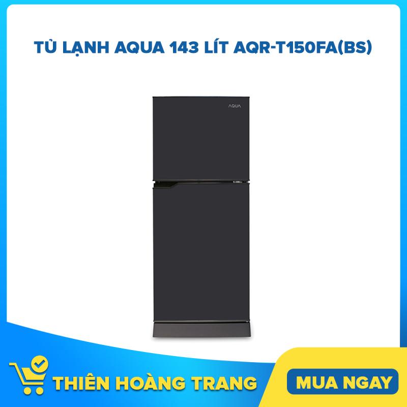Tủ lạnh Aqua 143 lít AQR-T150FA(BS)
