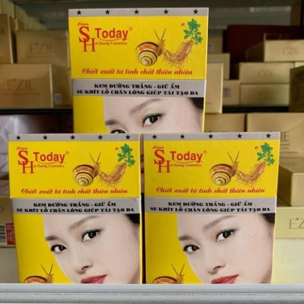 Kem dưỡng trắng giữ ẩm 30g SH Today giá rẻ