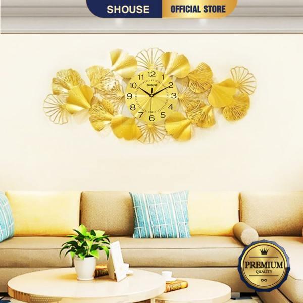 Nơi bán Đồng Hồ Treo Tường Trang Trí Đẹp S-DL118 độc lạ 3d cỡ lớn nghệ thuật phù hợp cho phòng khách, phòng ngủ
