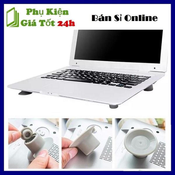 Bảng giá ⚡ Bộ Nút Chống Nóng Laptop Tiện Ích - Sét 4 Nút Chống Nóng Cho laptop ⚡ Phong Vũ