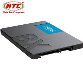 [Nhập ELJUN21 giảm 10% đơn từ 99K max 200K] Ổ cứng SSD gắn trong Crucial BX500 3D NAND SATA III 2.5 inch 960GB R540MB s W500GB s - Nhất Tín Computer thumbnail