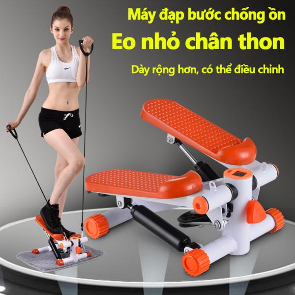 Máy chạy bộ Máy đạp bước nam nữ dùng tại nhà máy đạp bước bộ yên tĩnh đa chức năng rèn luyện sức khỏe camry