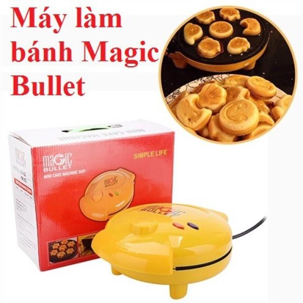 Máy Nướng Bánh Và Làm Bánh Hình Thú Magic