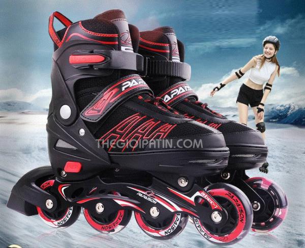 Phân phối Giày Patin Papaison A3 giá tốt, trượt patin chính hãng, giầy trượt patin trẻ em- Giày trượt patin trẻ em cao cấp 2020 Tặng tất chuyên dụng