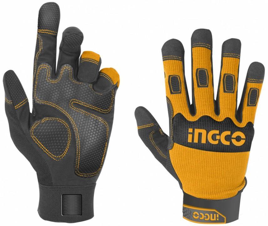 Găng tay cơ khí INGCO HGMG02-XL
