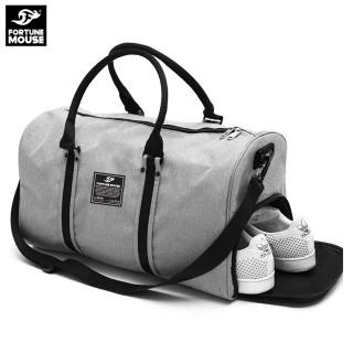 Túi du lịch cỡ lớn vải bố xước cao cấp Fortune Mouse T209 thumbnail