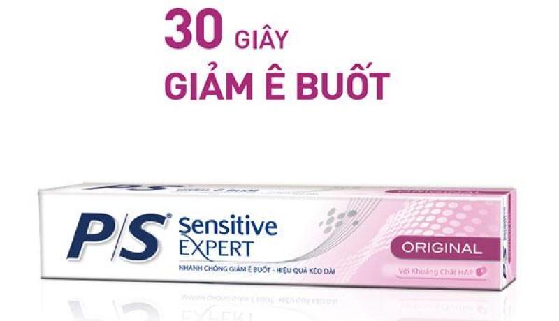 Combo 10 tuýp kem đánh răng p/s sensitive expert 30g