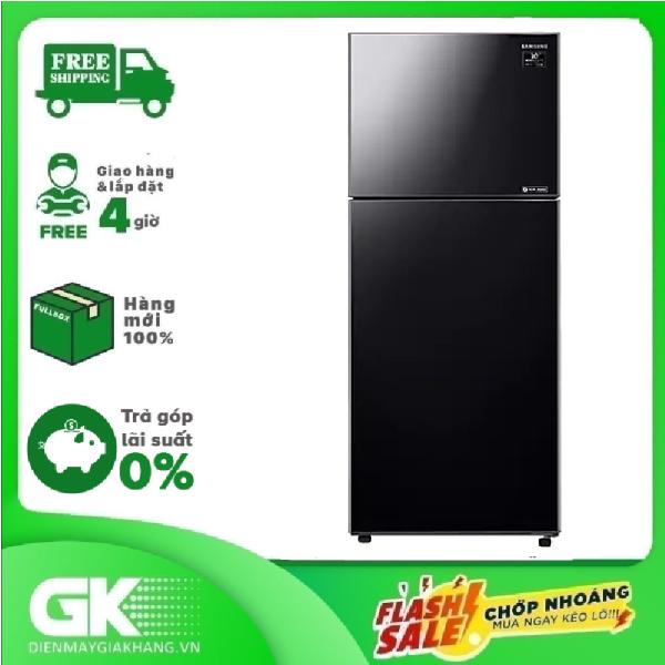 [GIAO HÀNG 2 - 15 NGÀY, TRỄ NHẤT 15.09] TRẢ GÓP 0% - Tủ lạnh Samsung Inverter 360 lít RT35K50822C/SV Mới 2020- Bảo hành 2 năm chính hãng